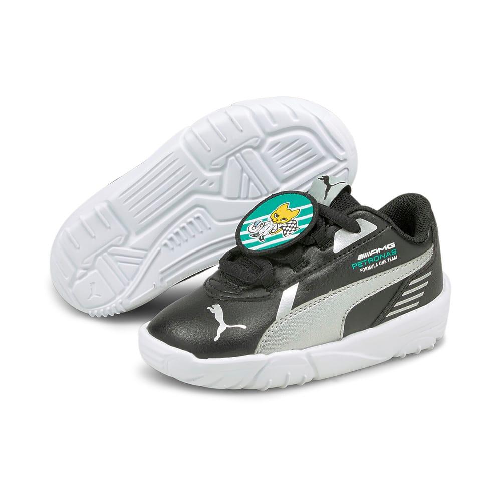 Image Puma Mercedes F1 R-Cat Machina Babies' Motorsport Shoes #2