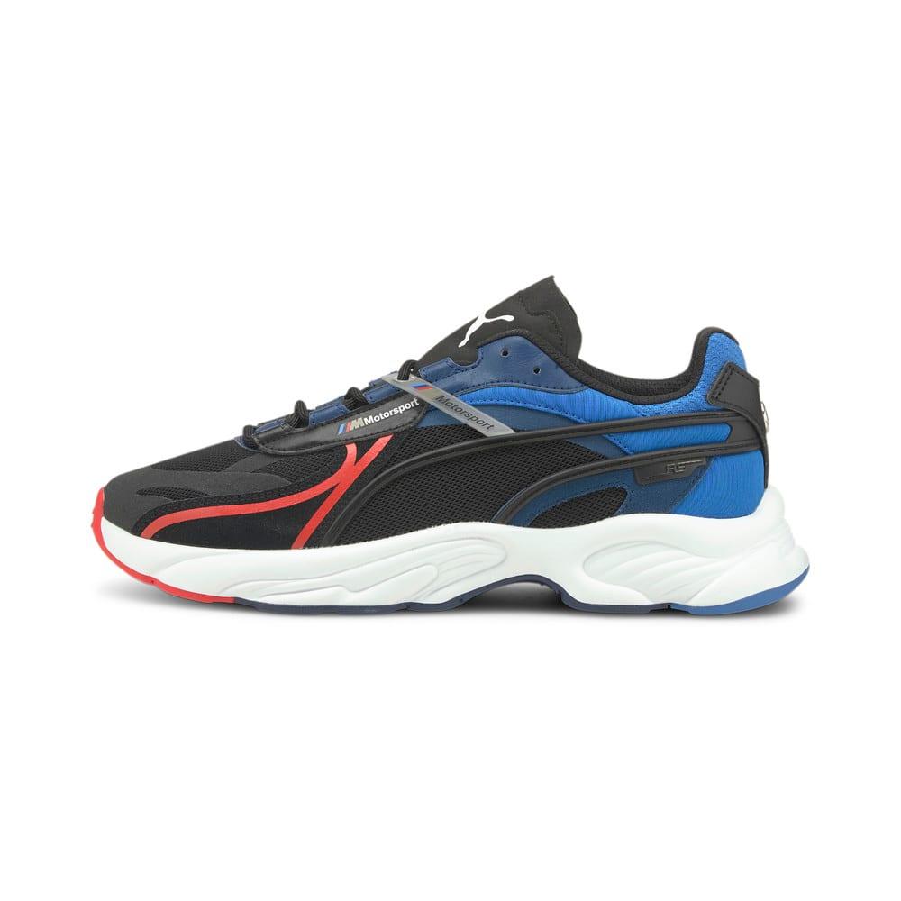 Зображення Puma Кросівки BMW M Motorsport RS-Connect Motorsport Shoes #1: Puma Black-Puma White