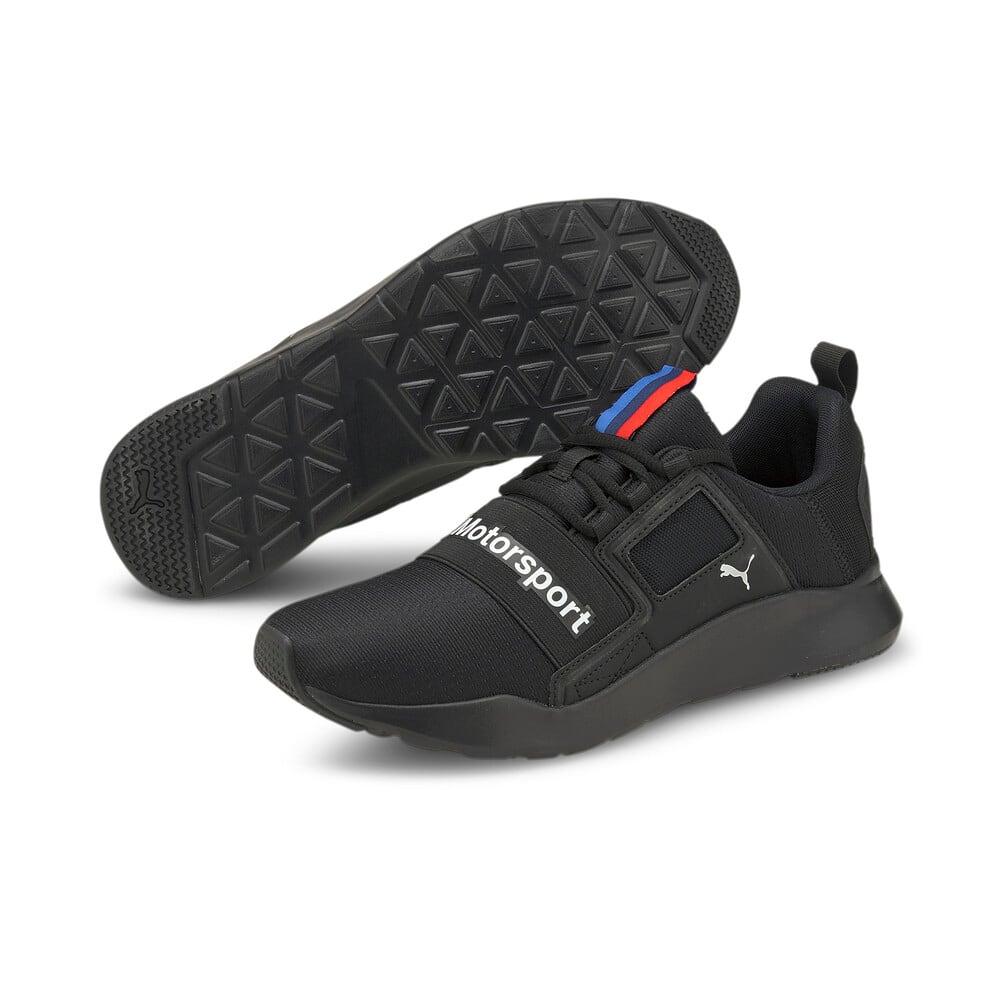 Изображение Puma Кроссовки BMW M Motorsport Wired Cage Motorsport Shoes #2: Puma Black-Puma Black
