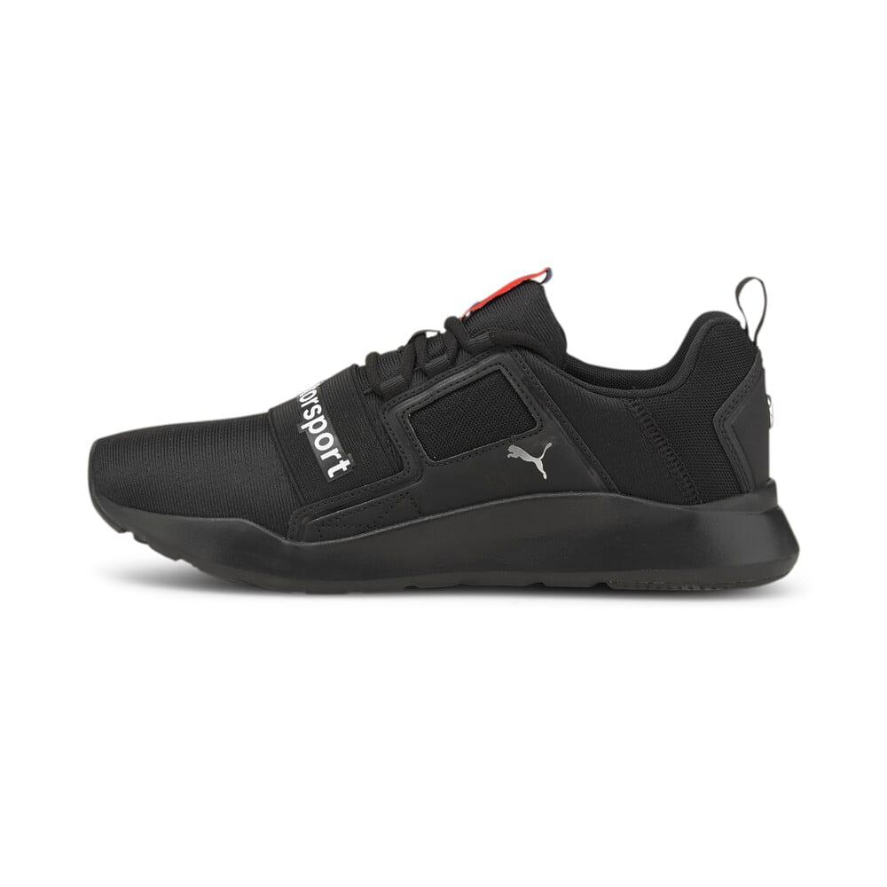 Изображение Puma Кроссовки BMW M Motorsport Wired Cage Motorsport Shoes #1: Puma Black-Puma Black