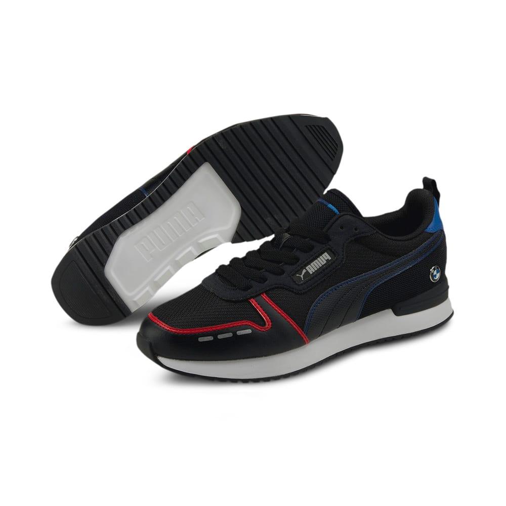 Изображение Puma Кроссовки BMW M Motorsport R78 Motorsport Shoes #2: Puma Black-Fiery Red