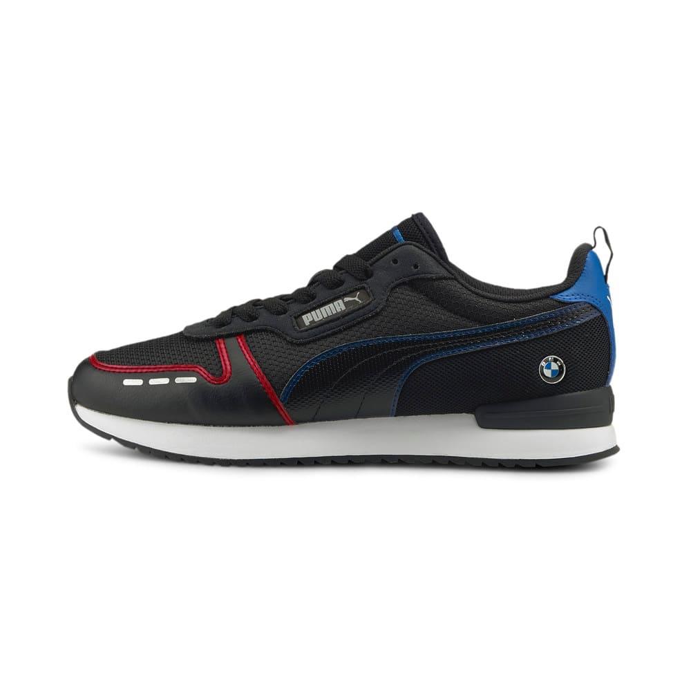 Изображение Puma Кроссовки BMW M Motorsport R78 Motorsport Shoes #1: Puma Black-Fiery Red
