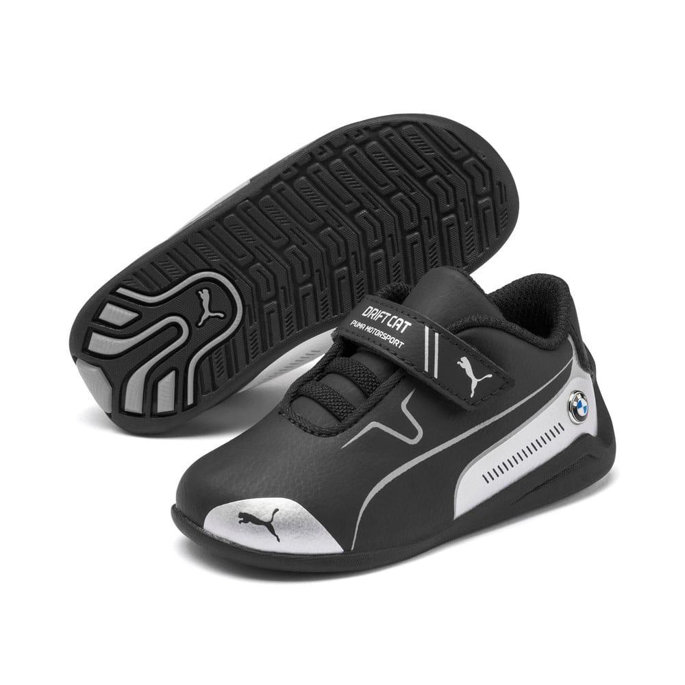 Image Puma BMW M Motorsport Drift Cat 8 V Babies' Running Shoes #2