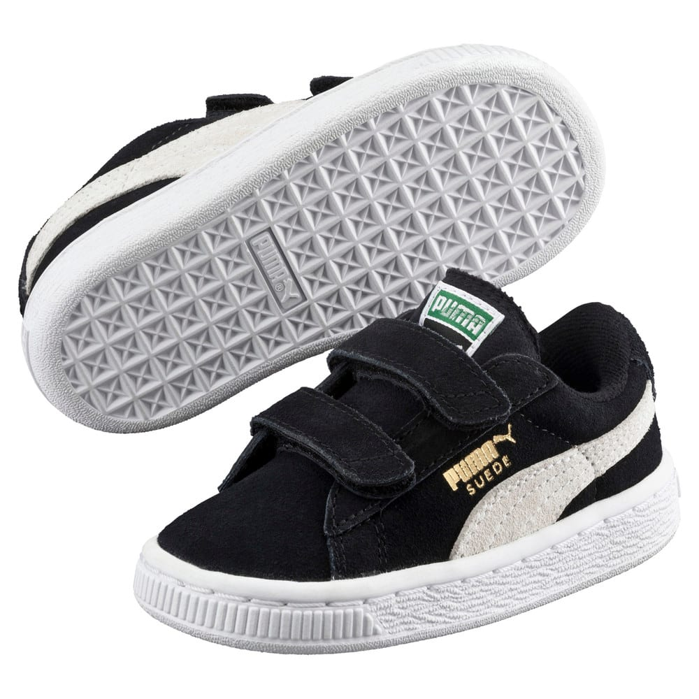 Görüntü Puma Suede 2 Straps Bebek Sneaker #2