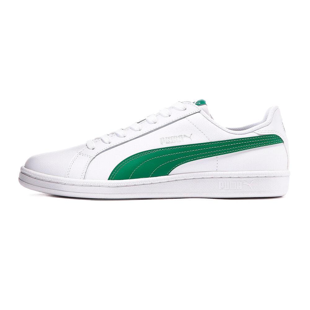 Изображение Puma Кеды Puma Smash L #1: Puma White-Verdant Green