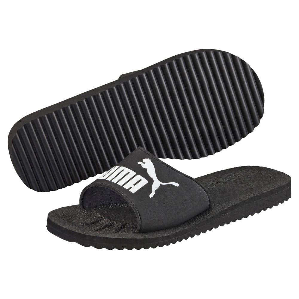 Зображення Puma Шльопанці Purecat Sandals #2: black-white