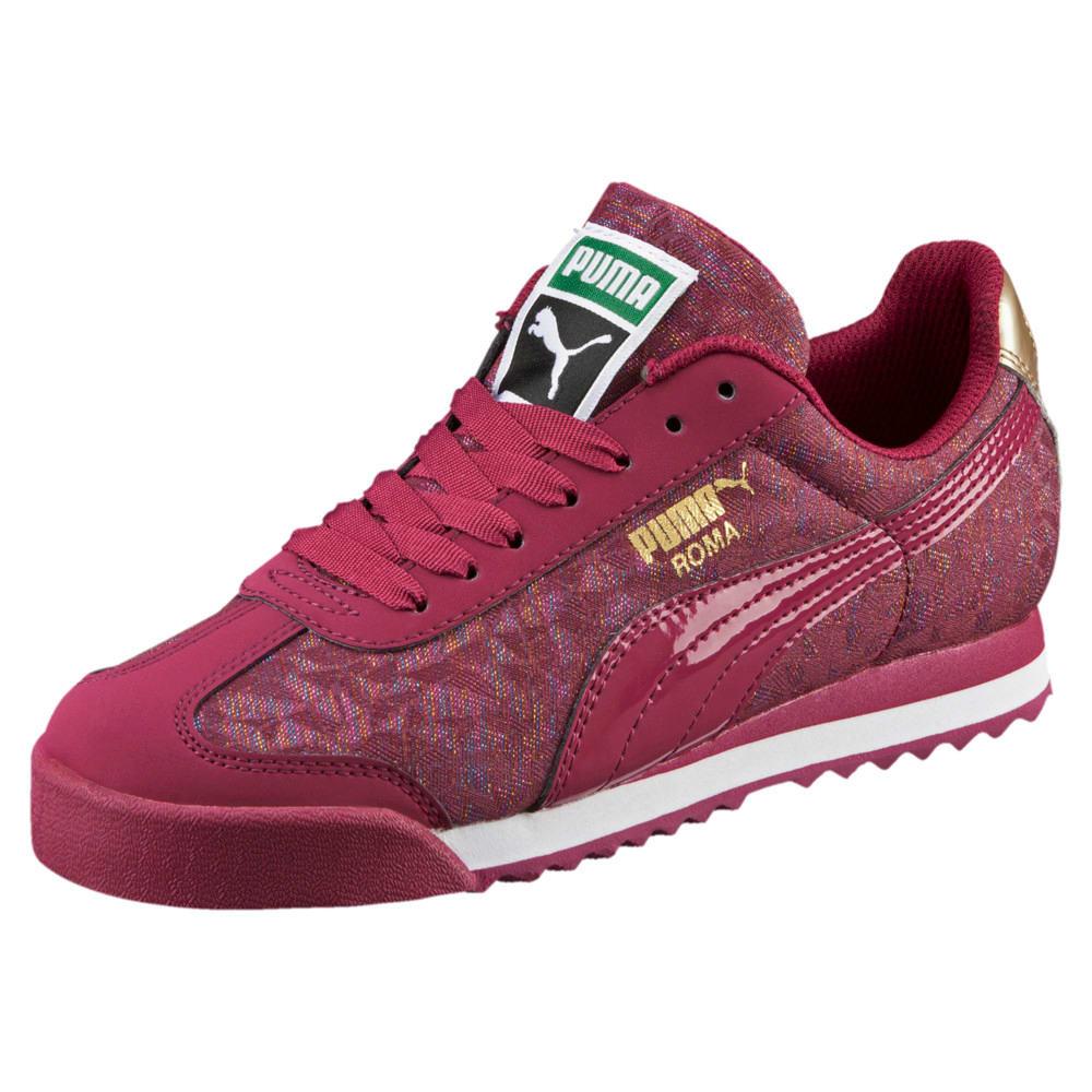 Görüntü Puma ROMA BASIC Gleam Kadın Ayakkabı #1