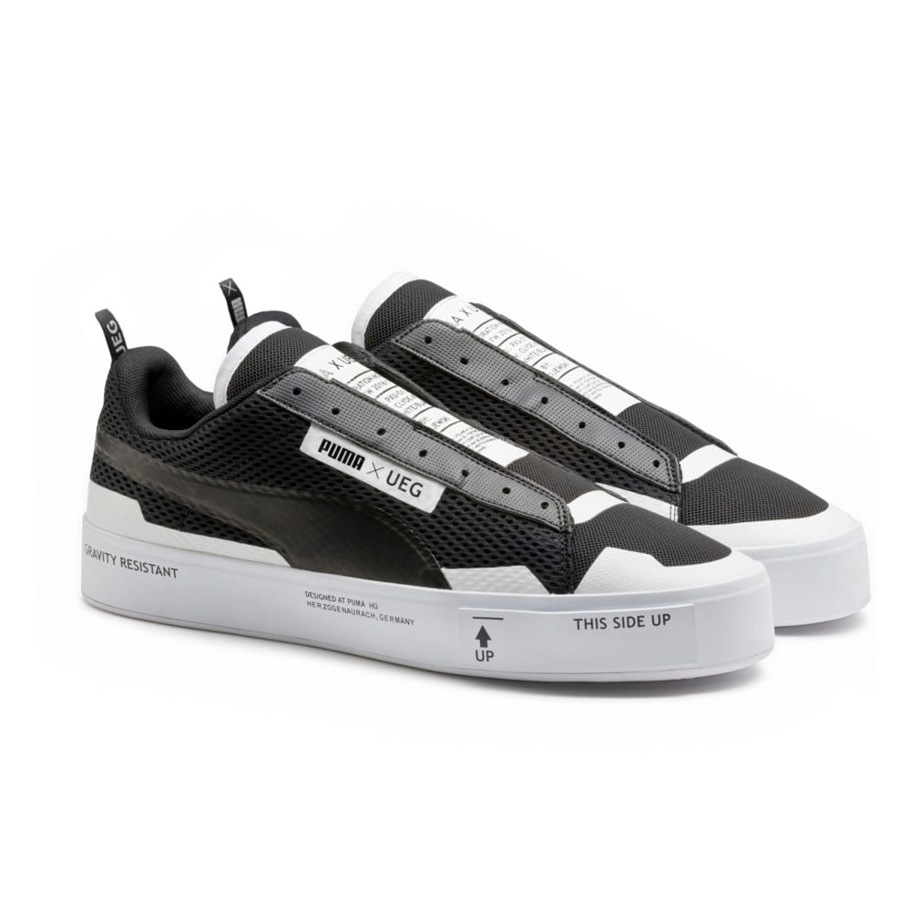 Görüntü Puma PUMA X UEG COURT PLAY SLIP ON Erkek Sneaker #2