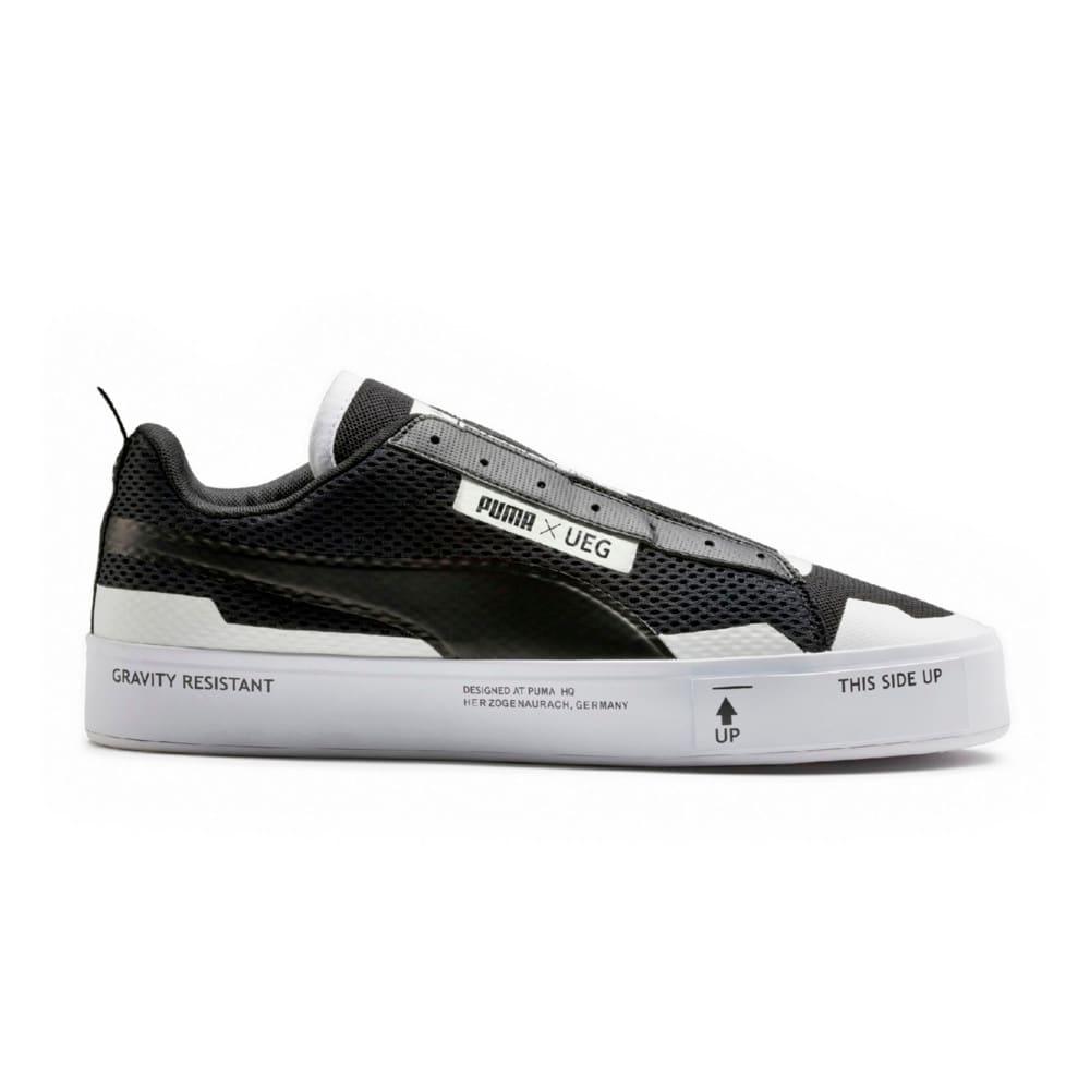 Görüntü Puma PUMA X UEG COURT PLAY SLIP ON Erkek Sneaker #1