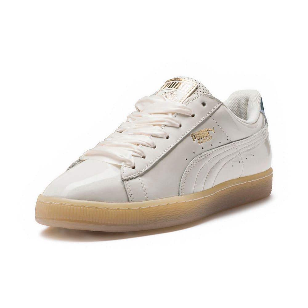 Görüntü Puma PUMA X CAREAUX Basket Kadın Ayakkabı #1