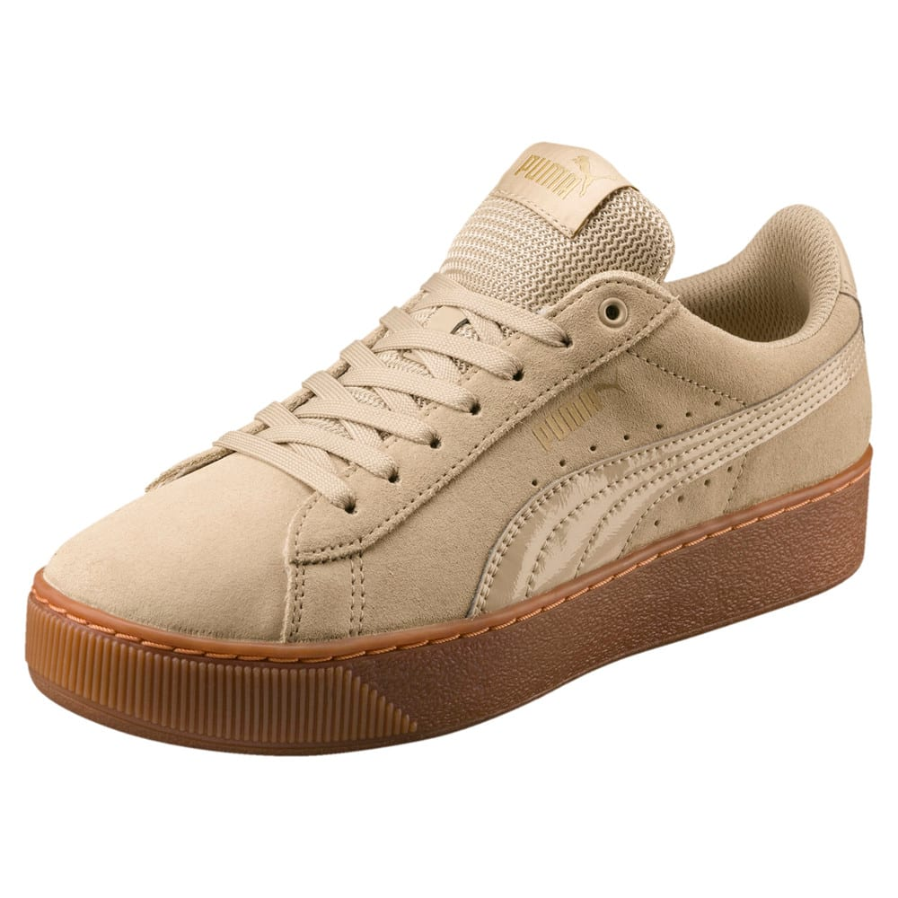 Görüntü Puma VIKKY Platform Kadın Ayakkabı #1