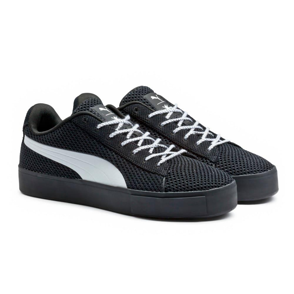 Görüntü Puma PUMA X DAILY PAPER Court Platform KNIT Erkek Ayakkabı #2