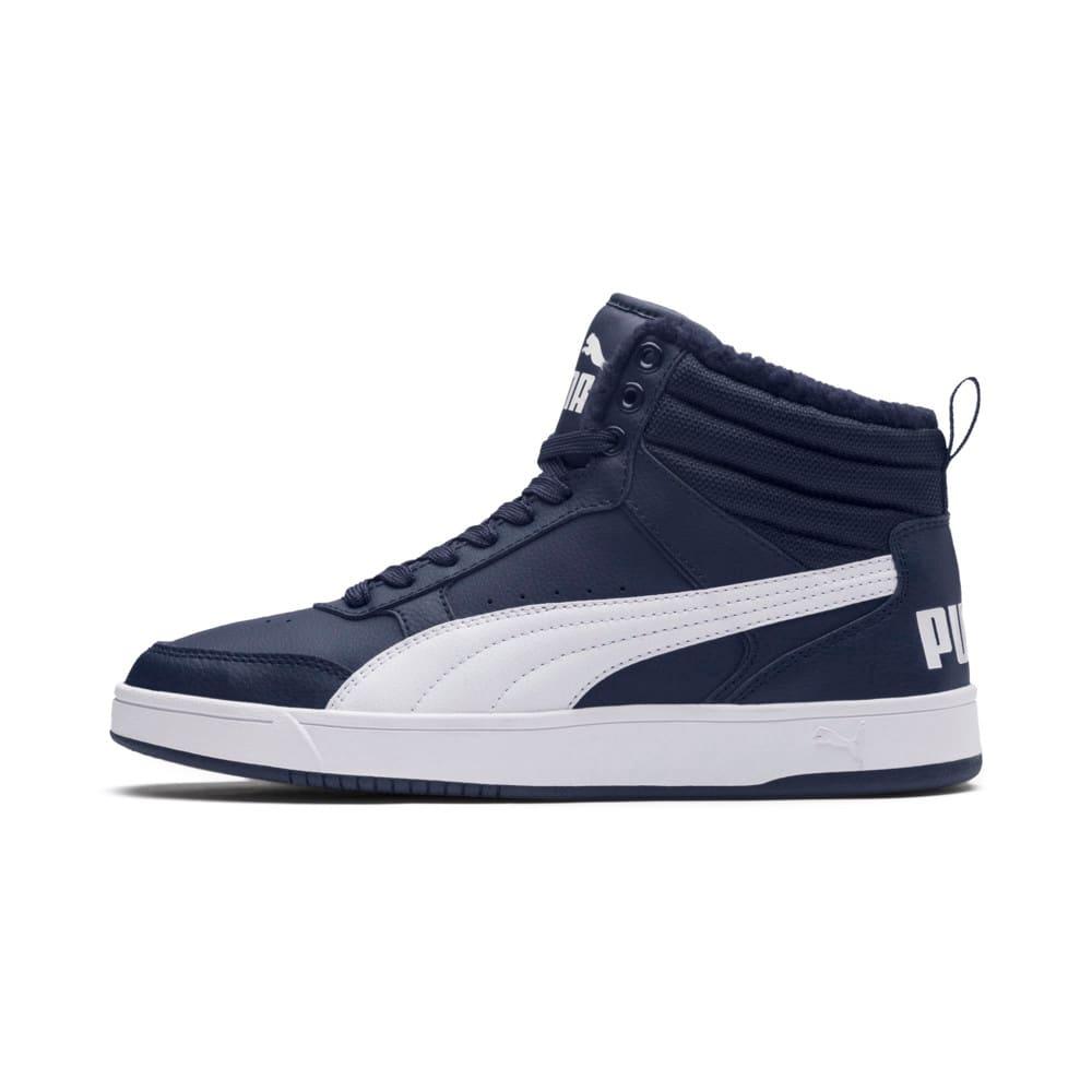 Изображение Puma Ботинки Puma Rebound Street v2 FUR #1