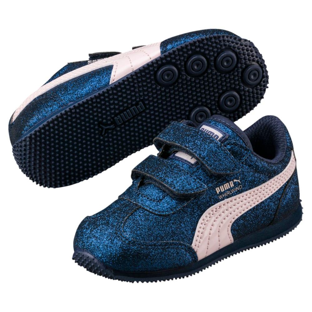 Görüntü Puma WHIRLWIND GLITZ V Çocuk Ayakkabı #2
