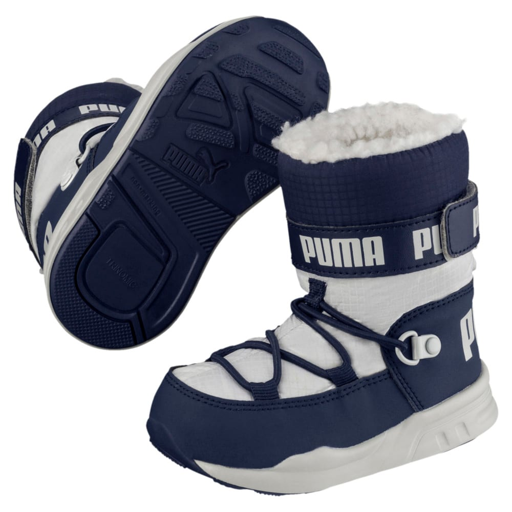 Изображение Puma Детские ботинки Trinomic Boot PS #2