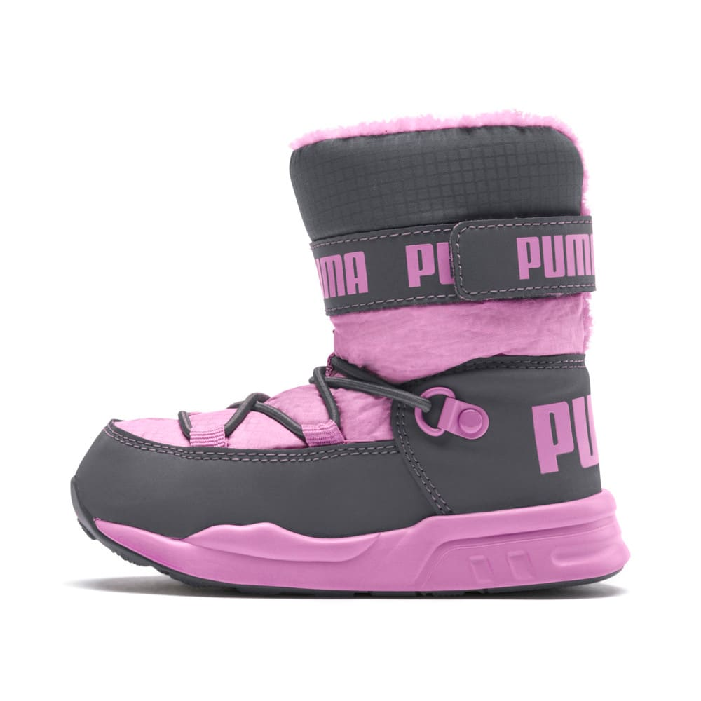Изображение Puma Детские ботинки Trinomic Boot PS #1