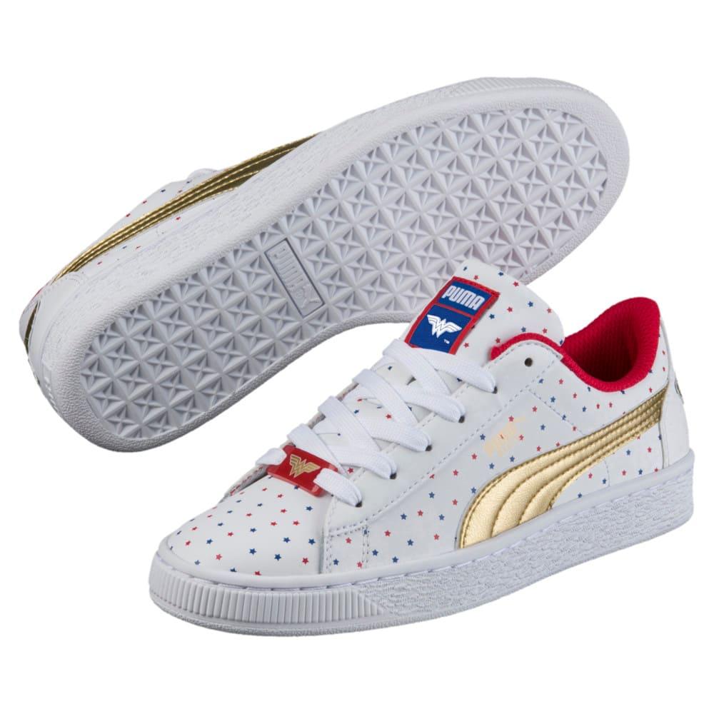 Görüntü Puma JUSTICE LEAGUE Basket Wonder Woman™ Ayakkabı #2