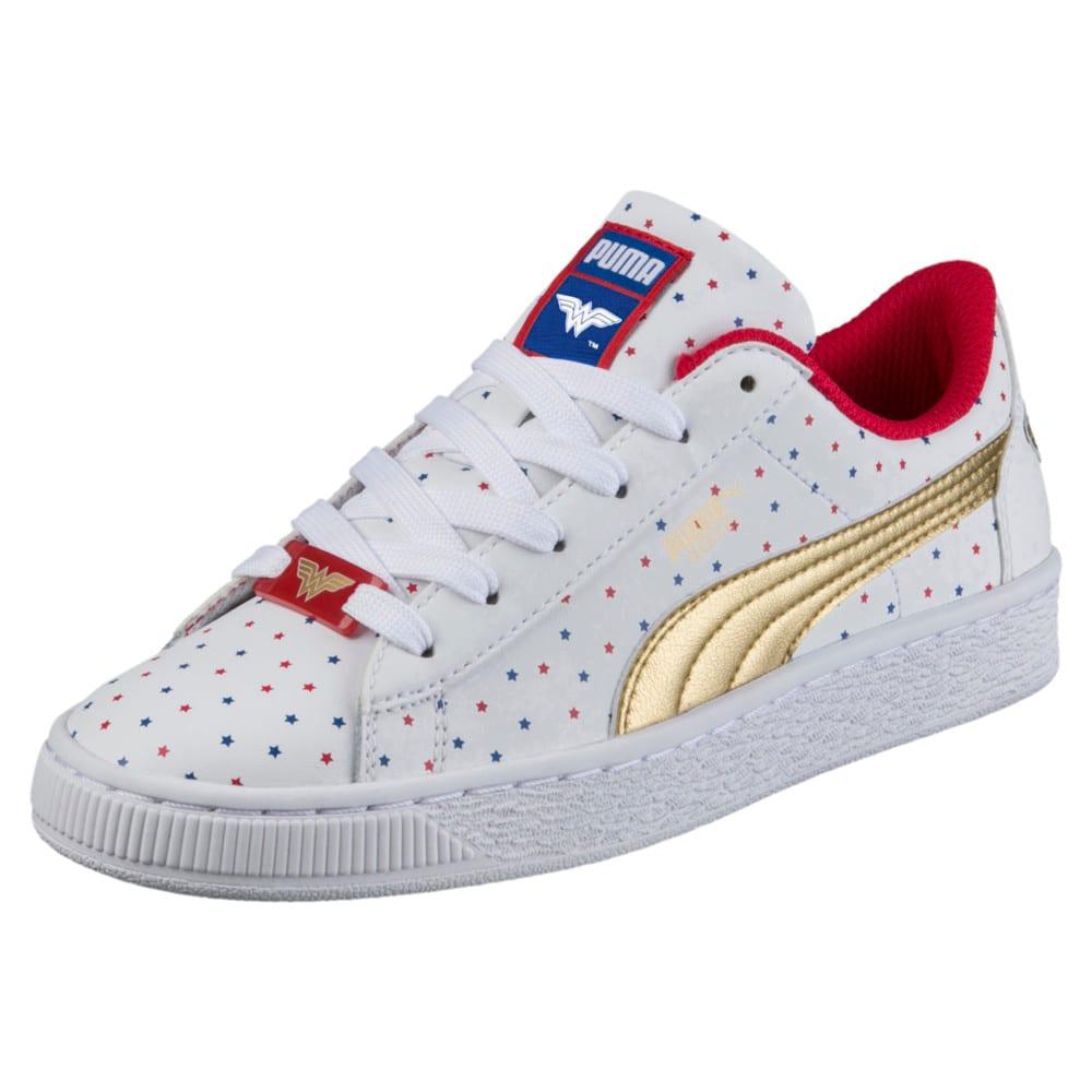 Görüntü Puma JUSTICE LEAGUE Basket Wonder Woman™ Ayakkabı #1