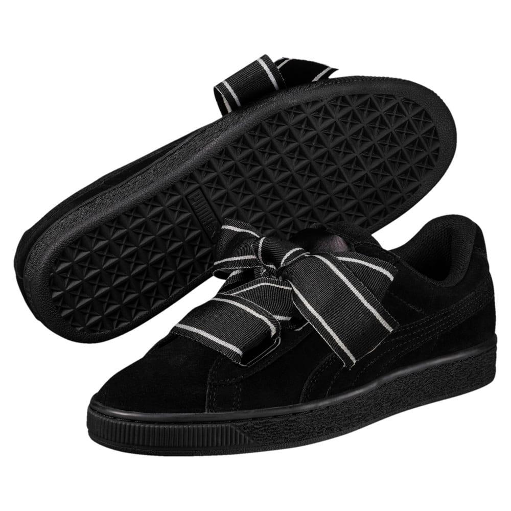 Görüntü Puma Suede Heart SATIN II Kadın Sneaker #2
