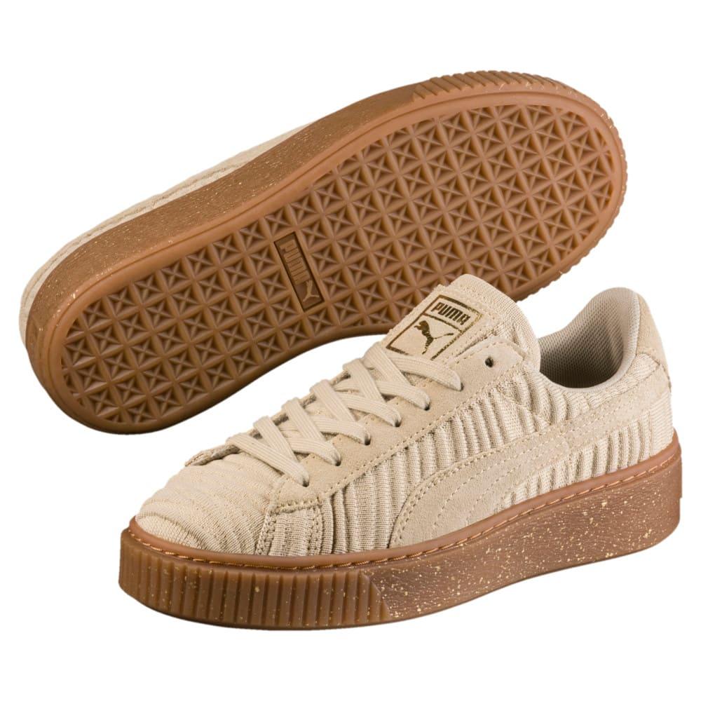 Imagen PUMA Zapatillas deportivas Basket Platform para mujer #2