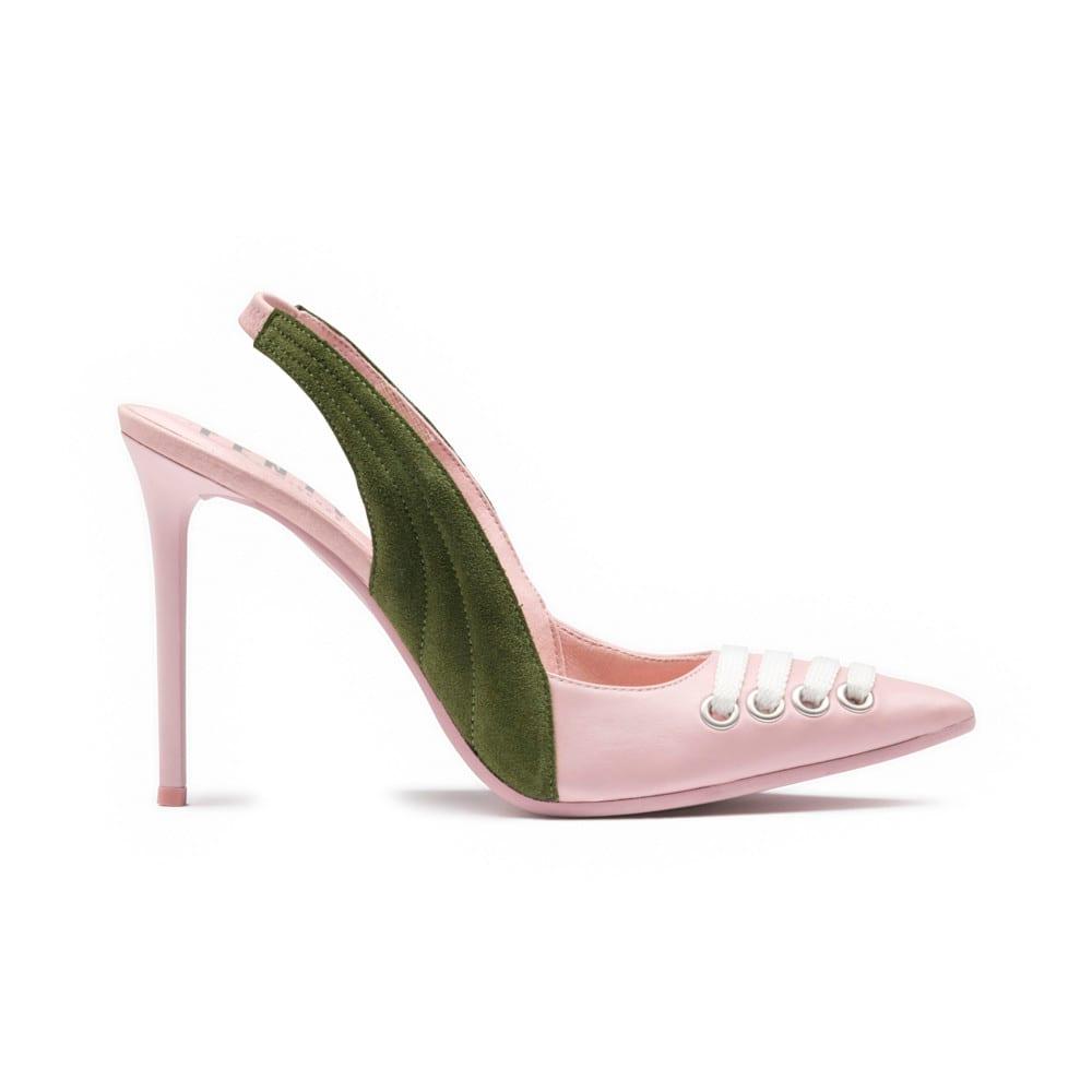 Görüntü Puma FENTY SLINGBACK Heel Kadın Ayakkabı #1