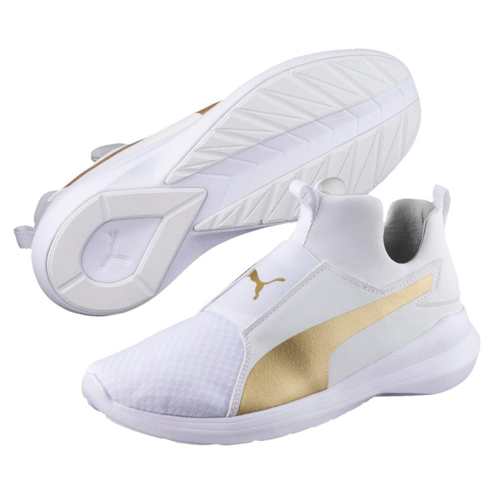 Görüntü Puma REBEL MID Kadın Antrenman Ayakkabısı #2