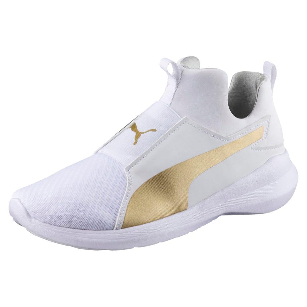 Görüntü Puma REBEL MID Kadın Antrenman Ayakkabısı #1
