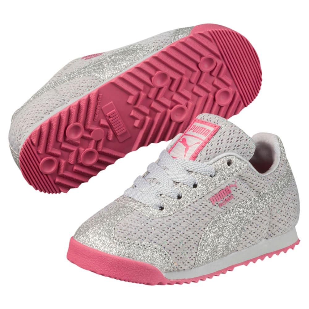 Görüntü Puma ROMA GLITZ Glamm Mesh Bebek Ayakkabı #2