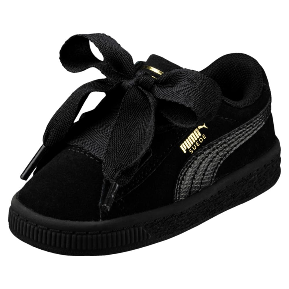 Görüntü Puma Suede Heart Snake Kız Çocuk Ayakkabı #1