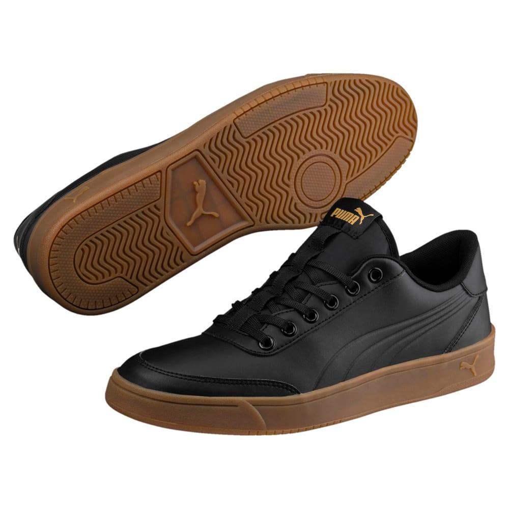 Görüntü Puma Court Breaker Leather Mono Ayakkabı #2