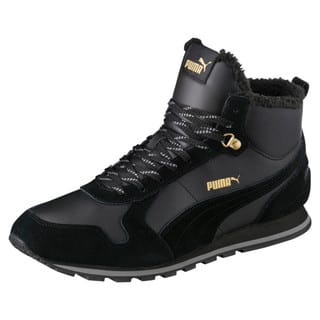 Изображение Puma Ботинки ST Runner Mid Fur