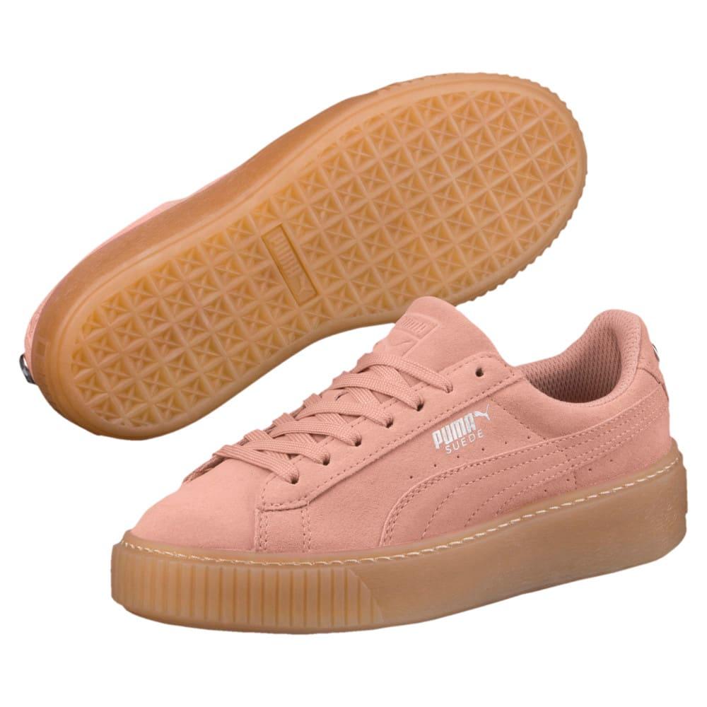 Görüntü Puma Suede Platform Jewel Ayakkabı #2