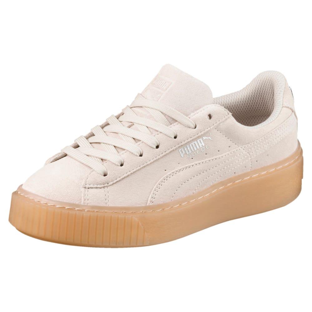 Görüntü Puma Suede Platform Jewel Ayakkabı #1