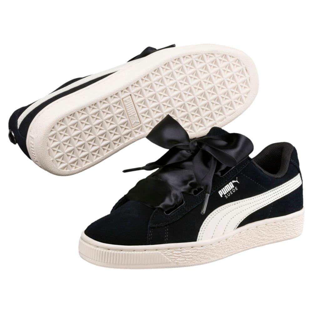 Görüntü Puma Suede Heart Jewel Ayakkabı #2
