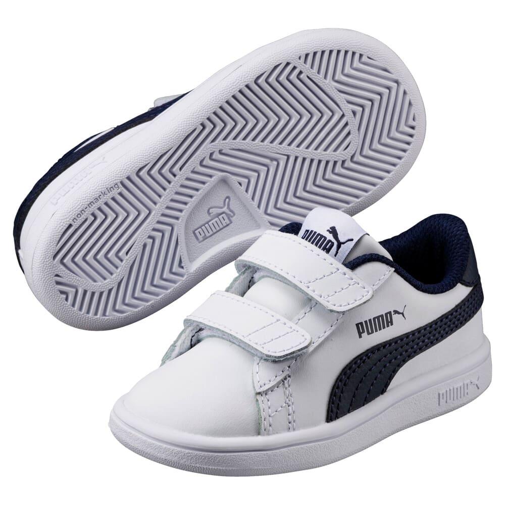 Görüntü Puma Smash v2 Leather Bebek Ayakkabısı #2