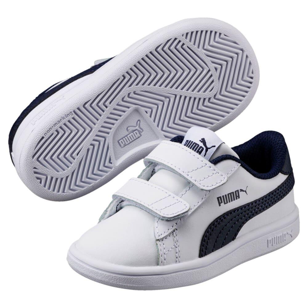 Görüntü Puma Smash v2 Leather Bebek Ayakkabısı #1