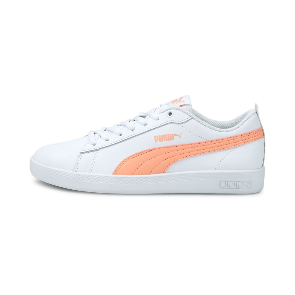 Image Puma Smash v2 Leather Women's Trainers #1