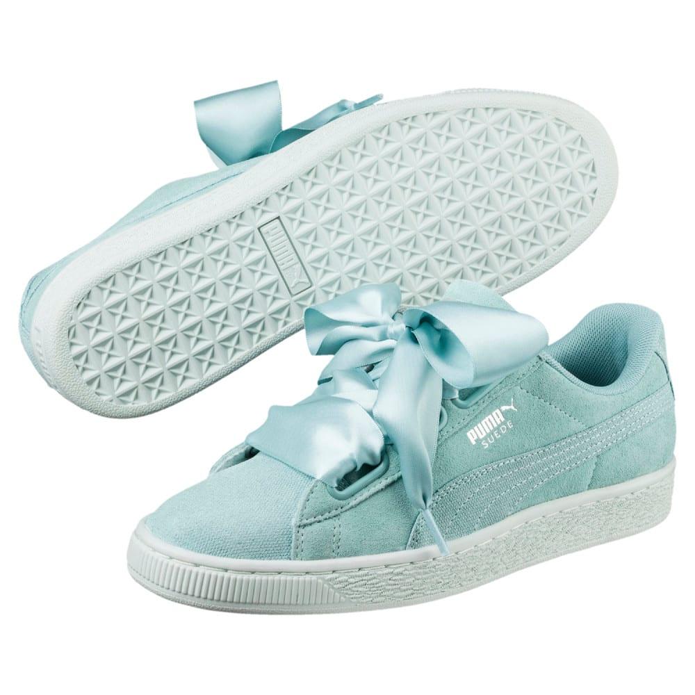 Görüntü Puma Suede Heart Pebble Kadın Ayakkabı #2