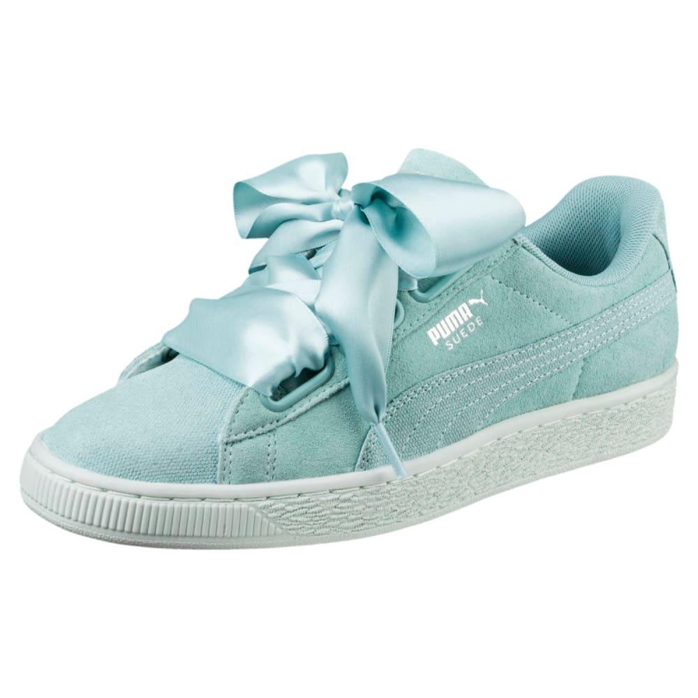Görüntü Puma Suede Heart Pebble Kadın Ayakkabı #1