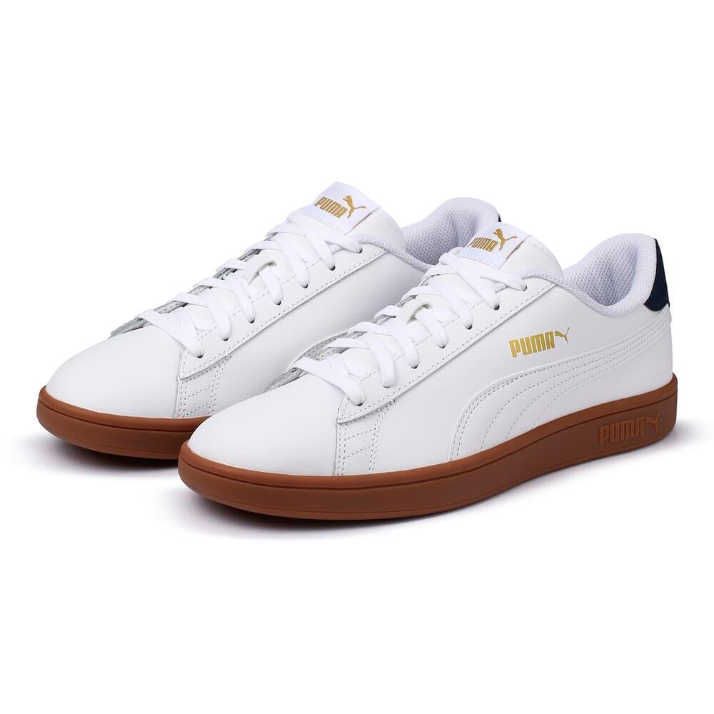 Görüntü Puma Smash v2 Leather Ayakkabı #2
