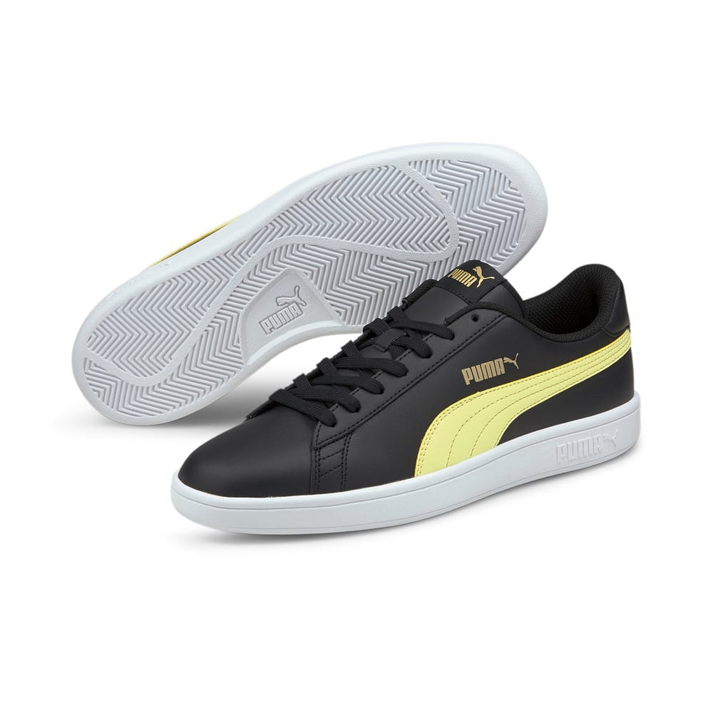 Image Puma Smash v2 Leather Trainers #2