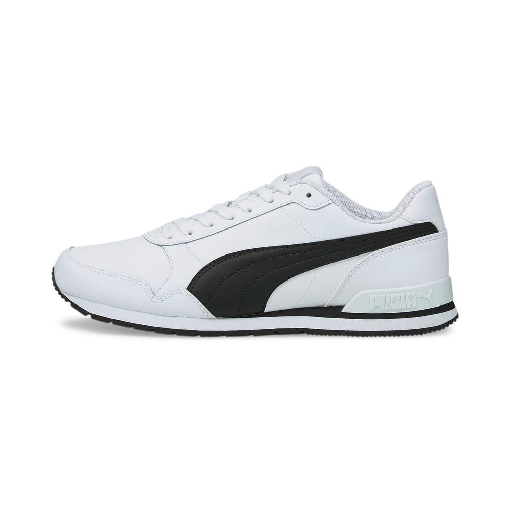 Зображення Puma Кросівки ST Runner v2 Full L #1: Puma White-Puma Black