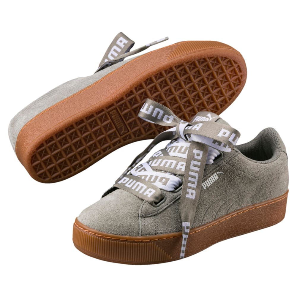 Görüntü Puma VIKKY Platform RIBBON Bold Kadın Ayakkabı #2