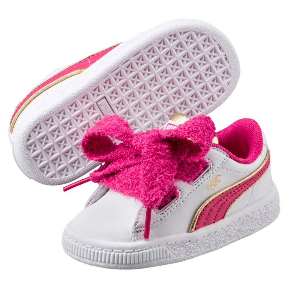 Imagen PUMA Zapatillas Minions Basket Heart Fluffy para niñas #2