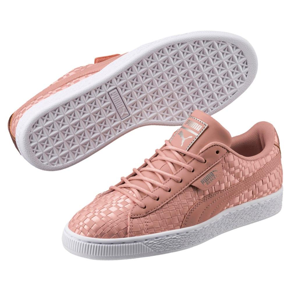 Görüntü Puma Basket SATIN EN POINTE Kadın Ayakkabı #2