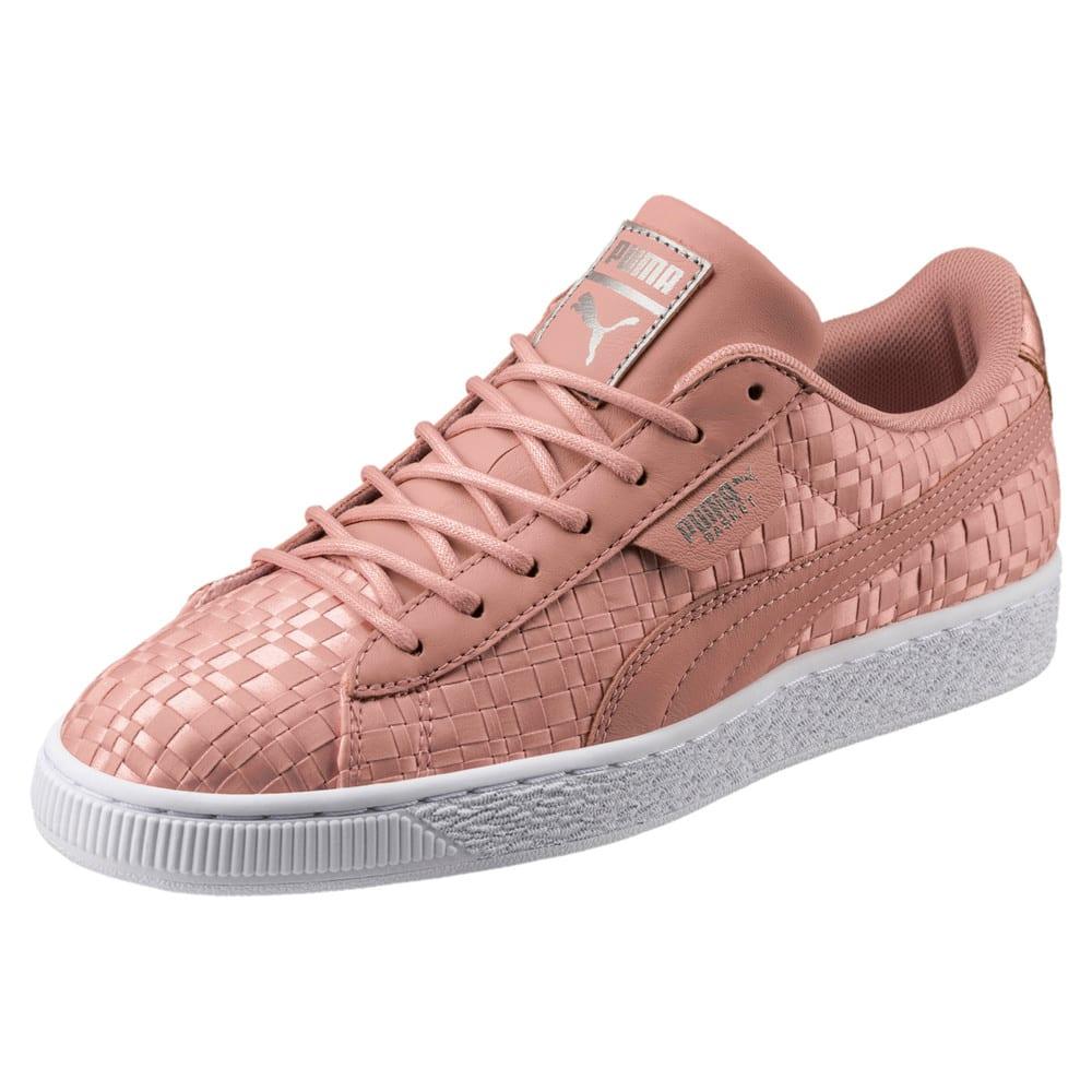 Görüntü Puma Basket SATIN EN POINTE Kadın Ayakkabı #1
