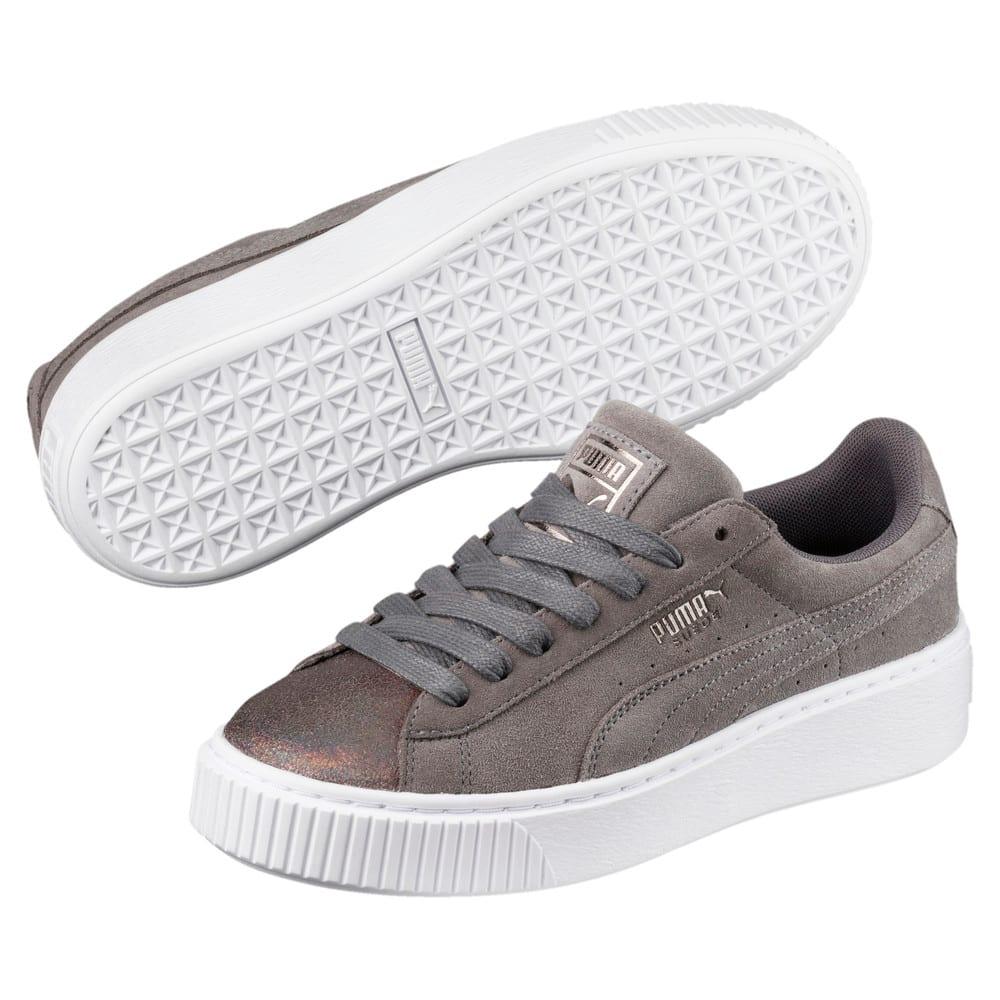 Görüntü Puma Suede Platform LunaLux Kadın Ayakkabı #2
