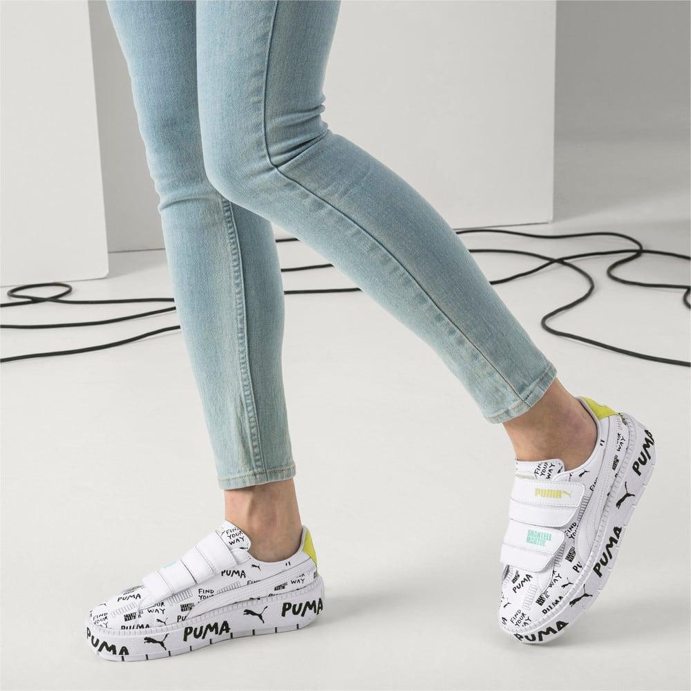 Imagen PUMA Zapatillas con plataforma y cierre de velcro PUMA x SHANTELL MARTIN para mujer #2