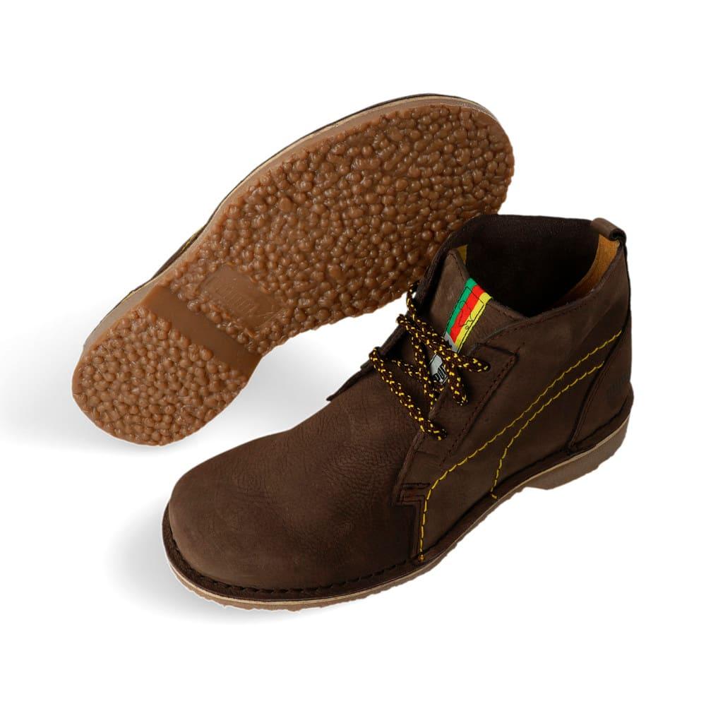 Image Puma Terrae Mid Africa Buck Boots #2
