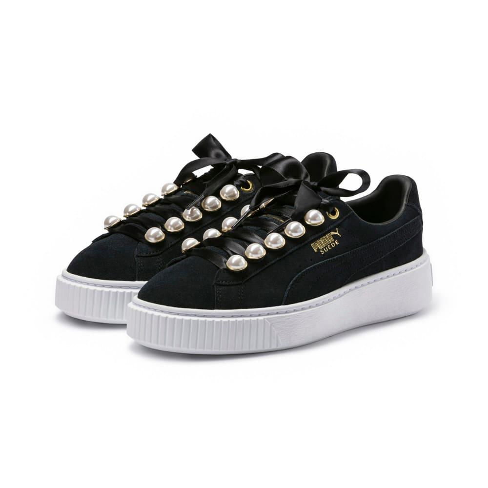 Görüntü Puma Suede Platform BLING Kadın Ayakkabı #2